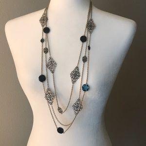 Multi-Strand Necklace